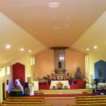 St Gabriels Merrylee Glasgow | Dumbreck Decorators
