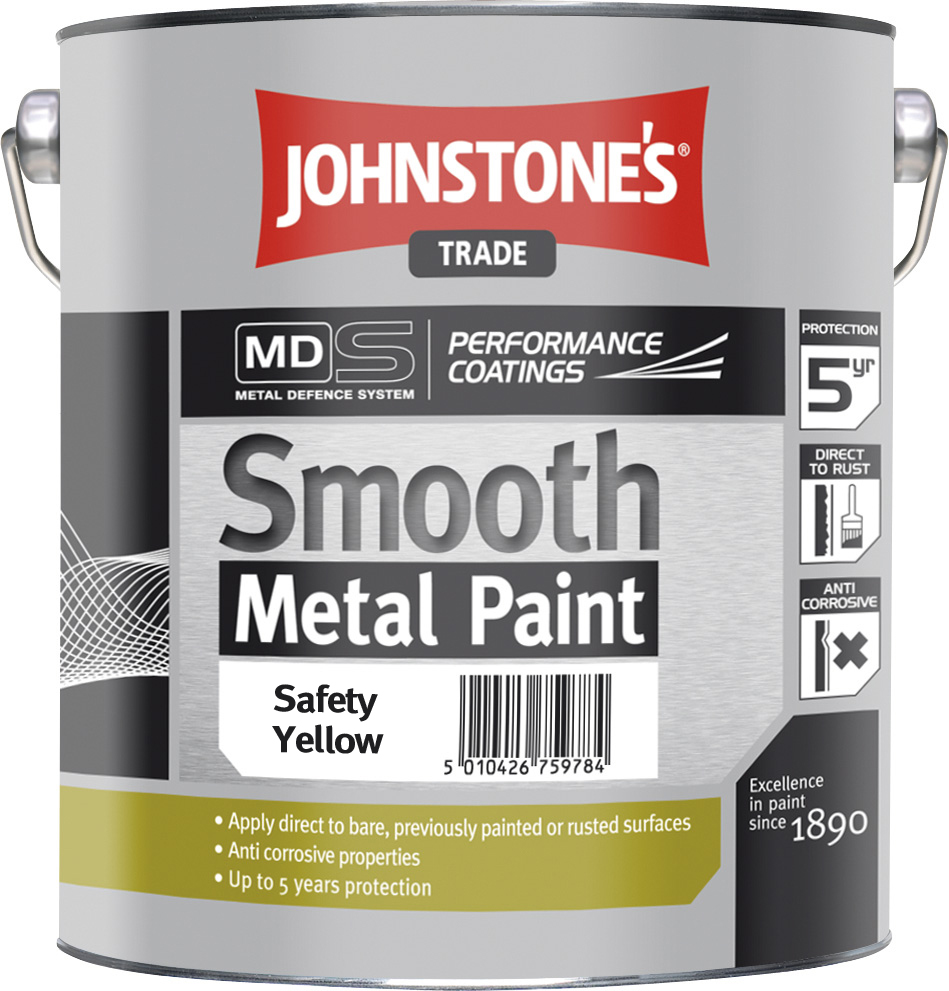 brighten up with johnstone s smooth metal paint scottish. Black Bedroom Furniture Sets. Home Design Ideas