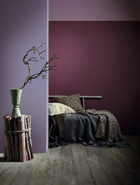 Crown Paints Colour Influences AW16 Faded Berries 1